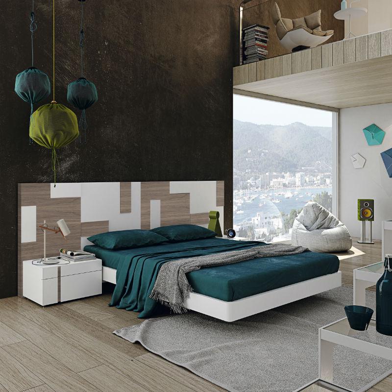 Dormitorio pixel muebles passe avant - Muebles dormitorio moderno ...
