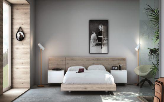 Dormitorio Scandi