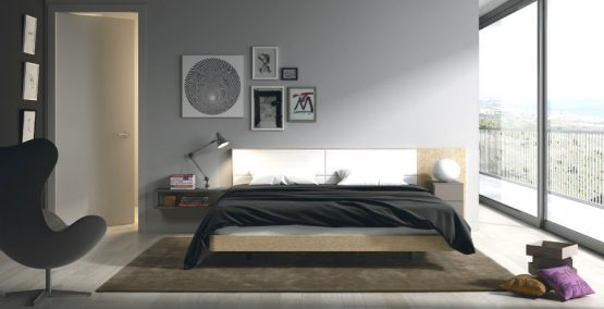 dormitorio totem