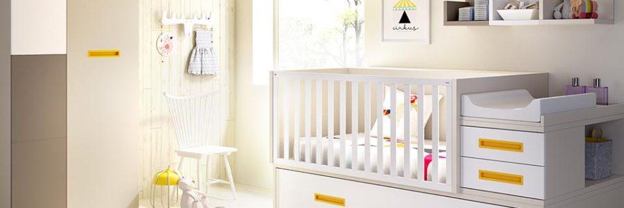 La habitación del bebé ? en Muebles Passe Avant