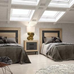 Dormitorio Jordan 412