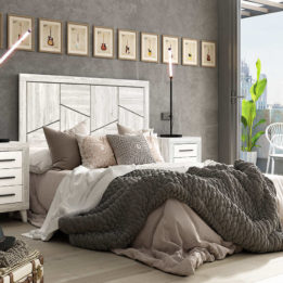 Dormitorio Jordan 428