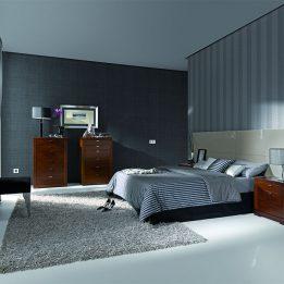 Dormitorios Contemporáneo 01