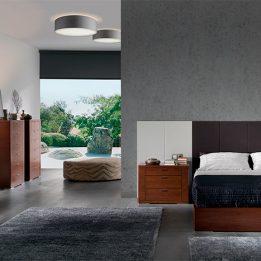 Dormitorio Contemporáneo Zoe