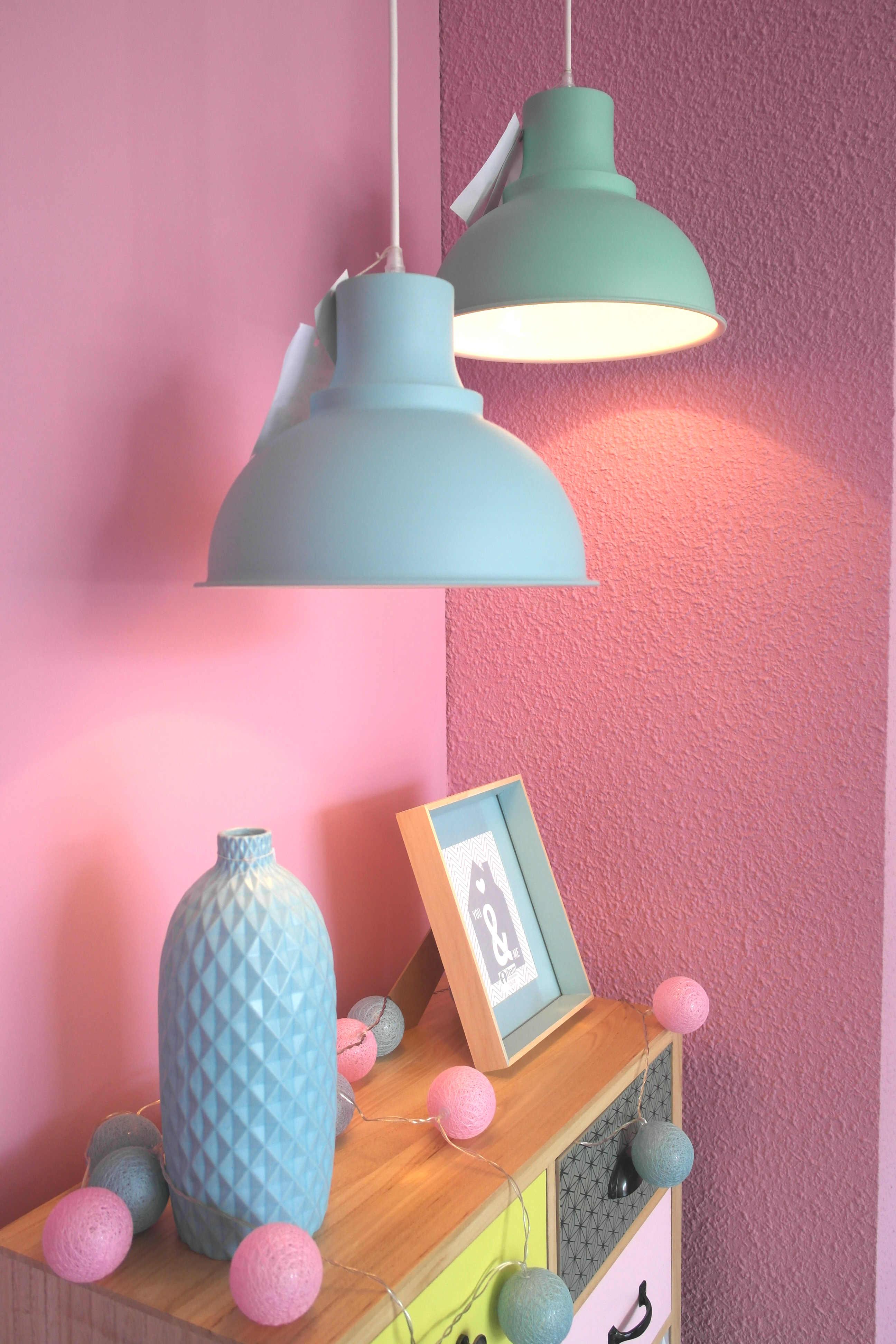 L mpara colour muebles passe avant - Lamparas alfafar ...